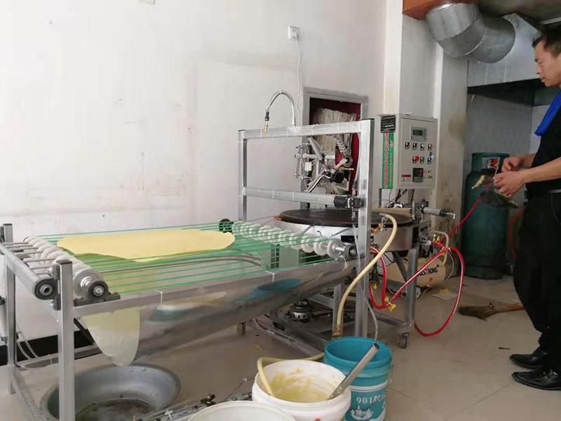 煎饼机多少钱_博新机械质量良好的煎饼机出售