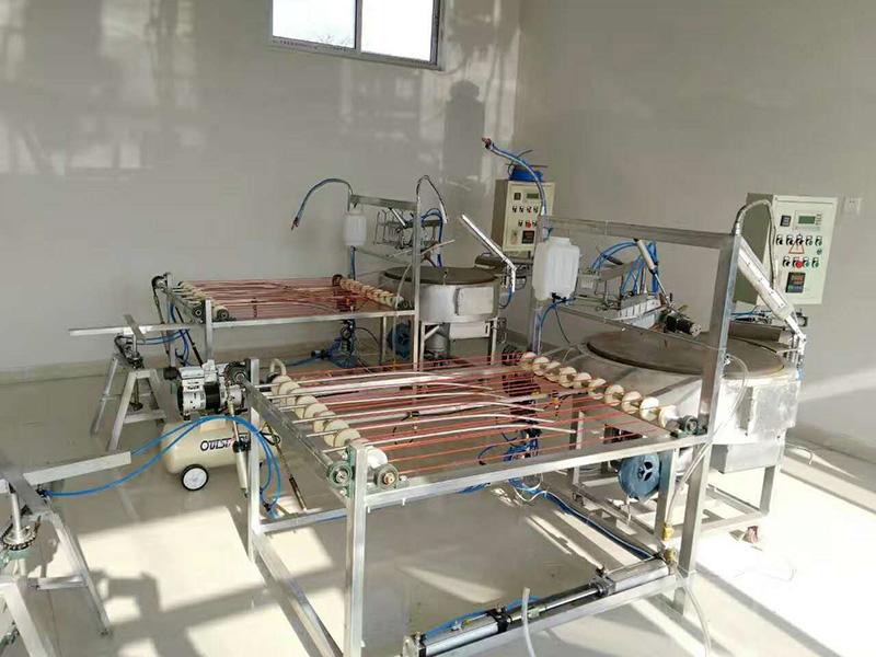煎饼机生产厂家-博新机械供应煎饼机