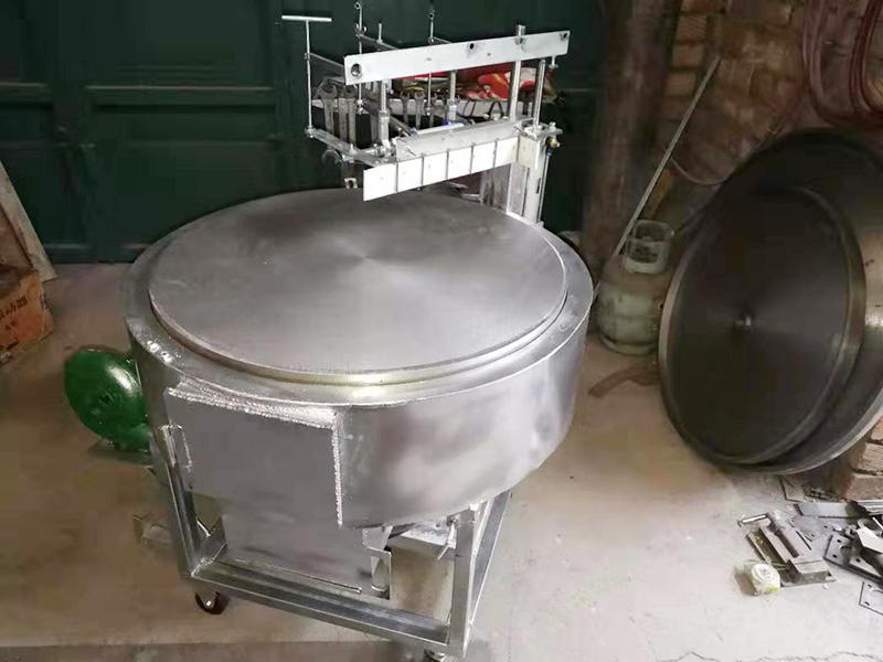 半自動煎餅機供應商_實惠的半自動煎餅機推薦