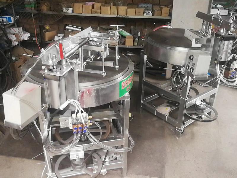 泰安手工煎餅機 專業的半自動煎餅機供應商