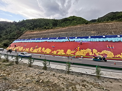 青海手绘服务-墙绘制作哪家实力强