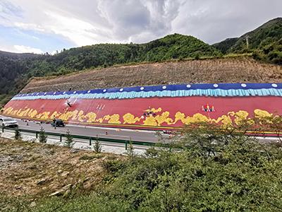 甘肃幼儿园墙体彩绘-青海星空-口碑好的墙绘公司