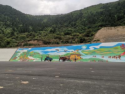 青海手绘-墙绘找哪家制作的好