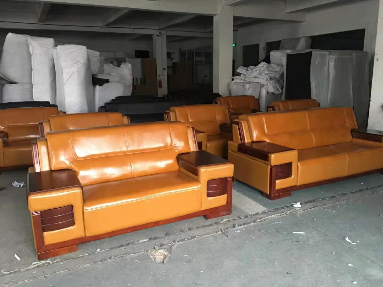 办公双人沙发-购买办公沙发认准盛百森办公家具