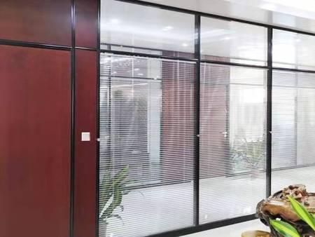 蚌埠玻璃隔断-办公室玻璃隔断-盛百森办公家具_可靠