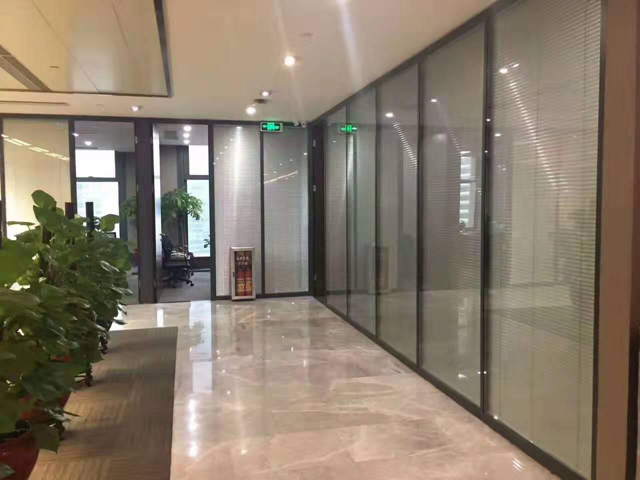 双层玻璃隔断-办公室玻璃隔断批发市场