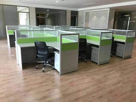 办公屏分组合桌