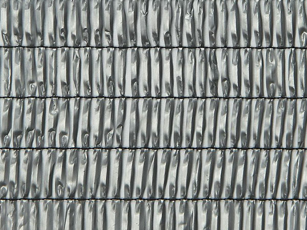 银色扁丝遮阳网