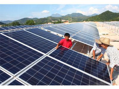福建太阳能板