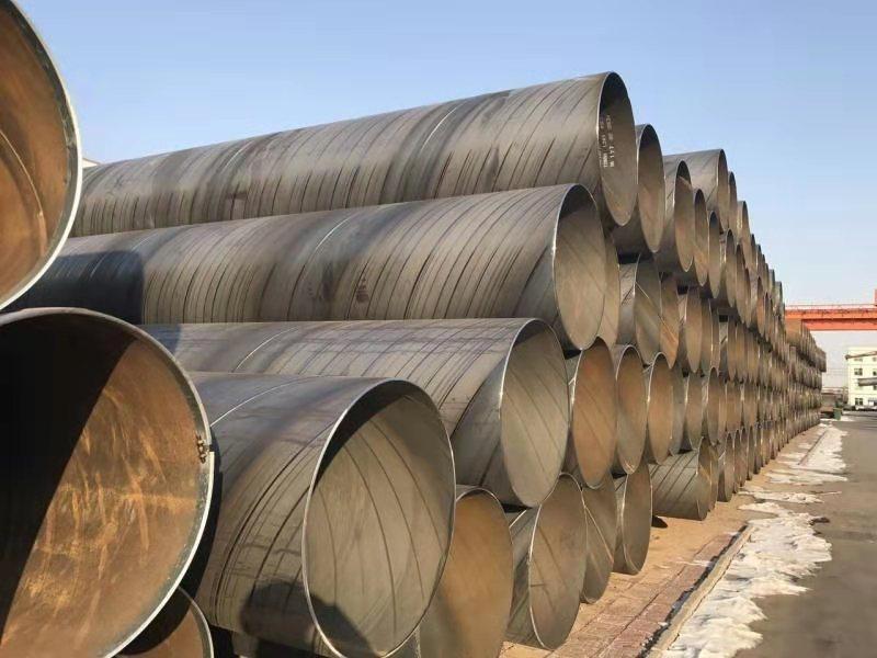大口径螺旋钢管厂家-河北可信赖的螺旋钢管供应商当属沧州友诚管业有限瑟瑟爱