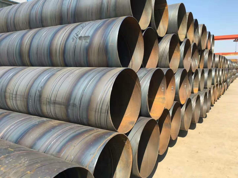 Q235B螺旋焊管-品质好的螺旋钢管沧州友诚管业有限公司专业供应