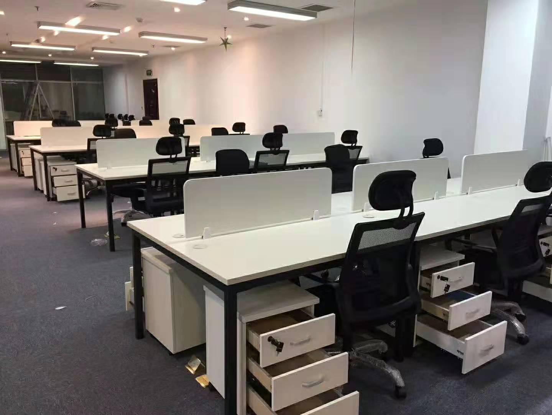 经理办公桌-合肥有品质的办公桌盛百森办公家具厂家生产