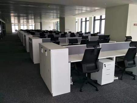 办公桌出售-选购职员办公桌就找盛百森办公家具