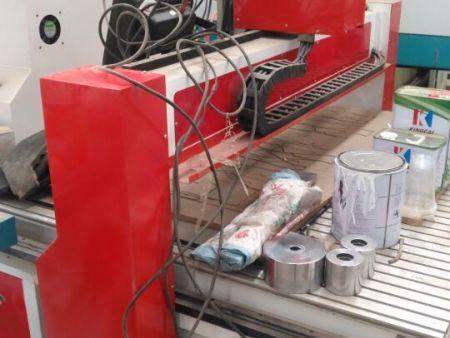 辽宁二手木工热压机价格-哪里的二手木工5层热压机比较靠谱
