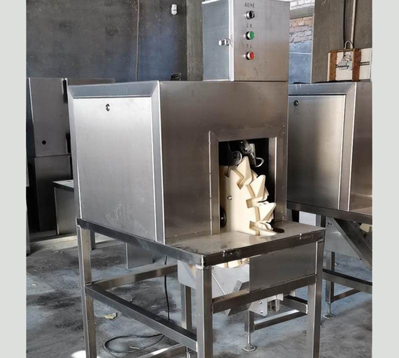 割翅机订制_潍坊哪里有卖得好的全自动鸡翅分割机