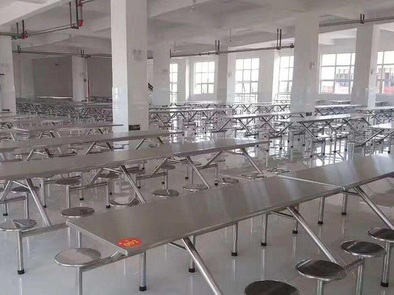 不锈钢餐桌椅,高性价不锈钢食堂餐桌哪里有供应