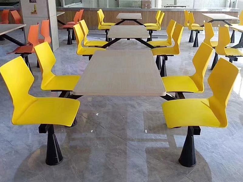 在哪能买到品质有保障的单位食堂餐桌椅|学校餐桌