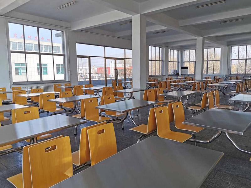 力荐广杰厨业超值的单位食堂餐桌椅-学校餐桌价格