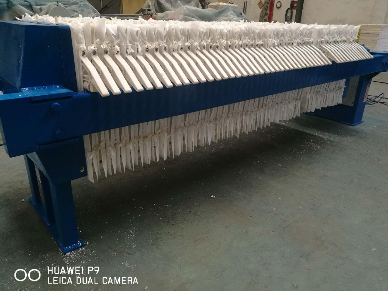 耐用型压滤机兴泰耐压型板框压滤机