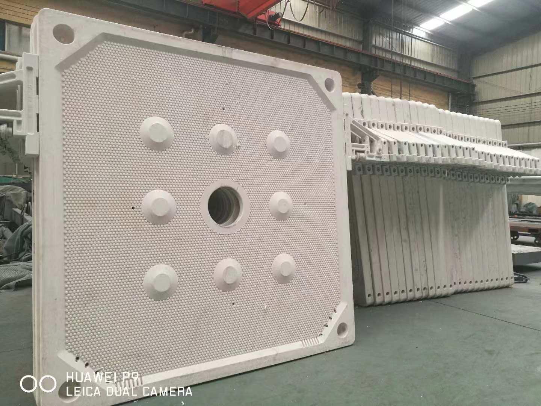 密閉式濾板定制各種規格板框壓濾機濾板