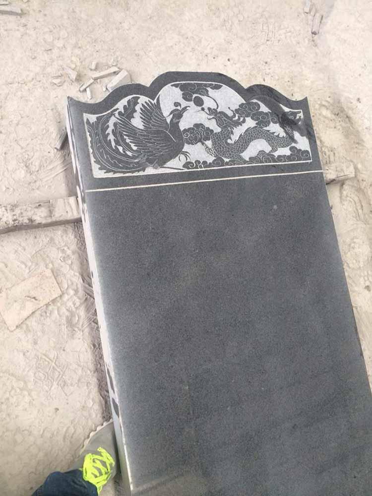 g654芝麻黑墓碑石-出售漳州高质量的g654芝麻黑墓碑石