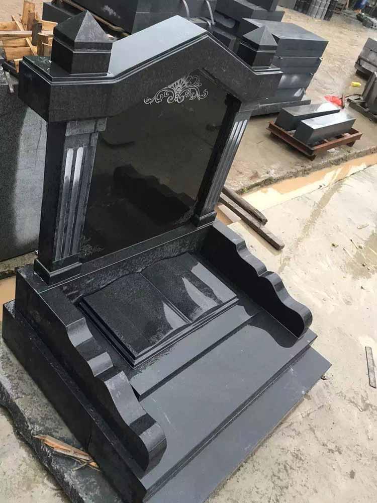 芝麻黑墓碑套墓廠家供應|知名的芝麻黑墓碑套墓公司