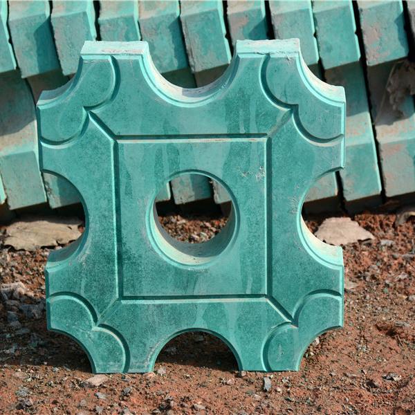 水泥彩砖,植草砖,井子植草砖