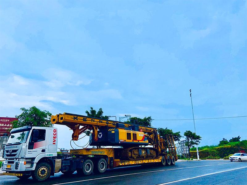 泉州工程机械设备运输-莆田桥梁运输专用车-福建桥梁运输专用车