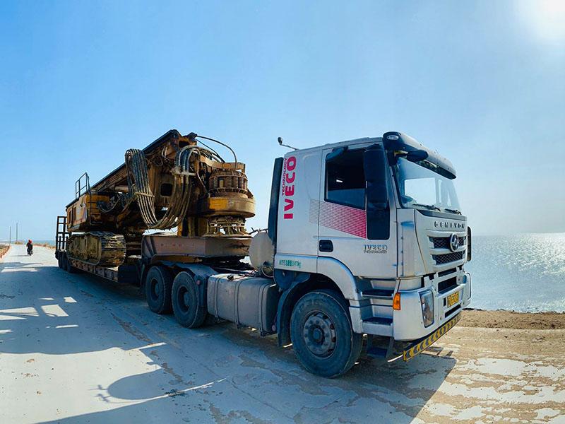 泉州工程机械设备运输-厦门桥梁运输车-泉州桥梁运输车
