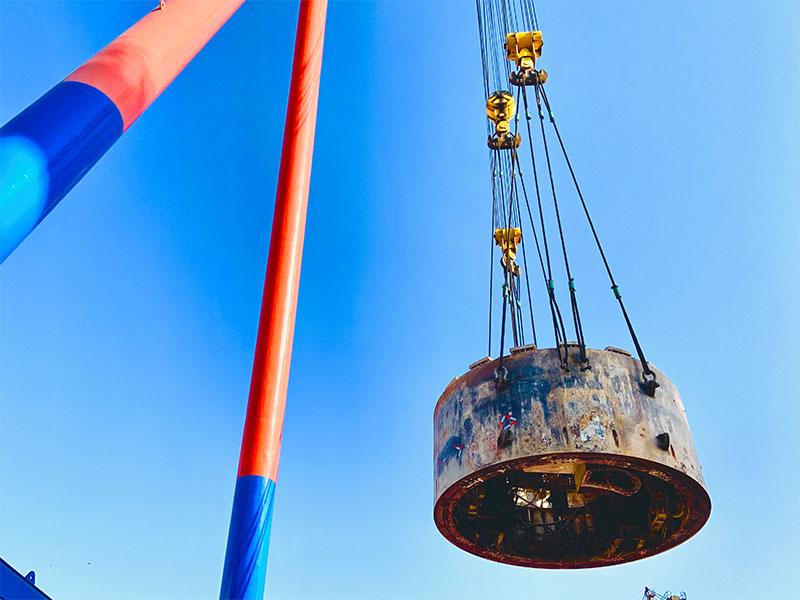 泉州工程机械设备运输-莆田桥梁运输平板车-福建桥梁运输平板车