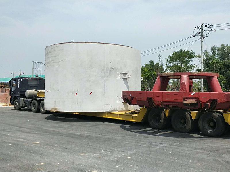 大型设备运输市场价格|海潮大件提供可靠的大型设备运输服务
