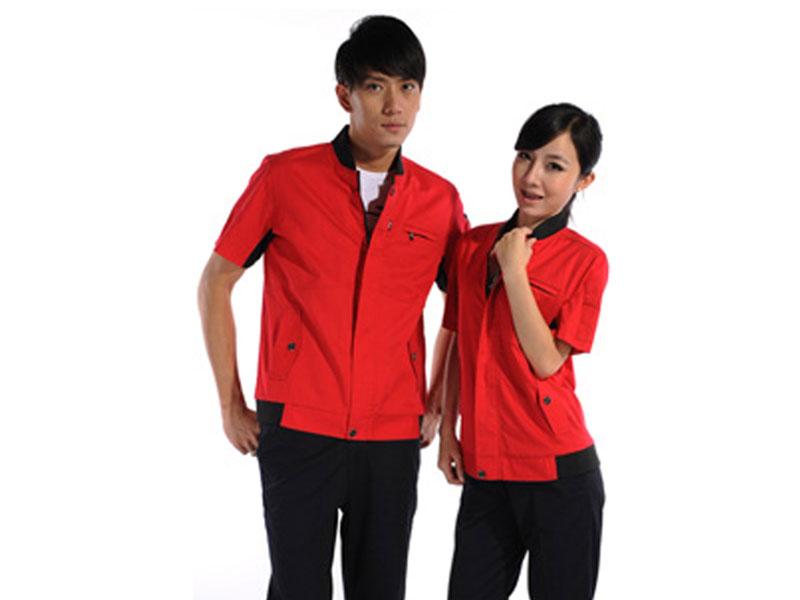 嘉峪关工作服厂家-想买新品甘肃工作服,就到甘肃亚派服饰