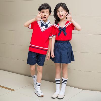小學校服定制-龍巖小學校服套裝-龍巖小學校服訂購