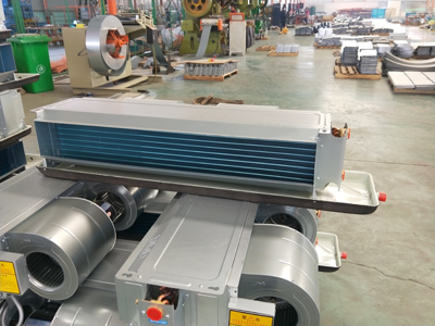 FP-85卧式风机盘管-空调工程安装