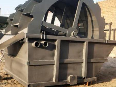 河南訂制二槽洗沙輪|金瑞通機械|河北生產廠家