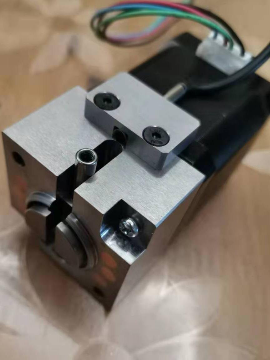 电动针阀液态硅胶模具