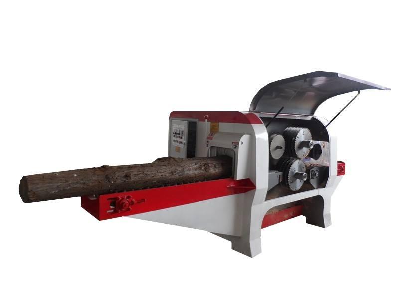 大型圓木多片鋸廠家-銳佳機械高性價圓木多片鋸出售