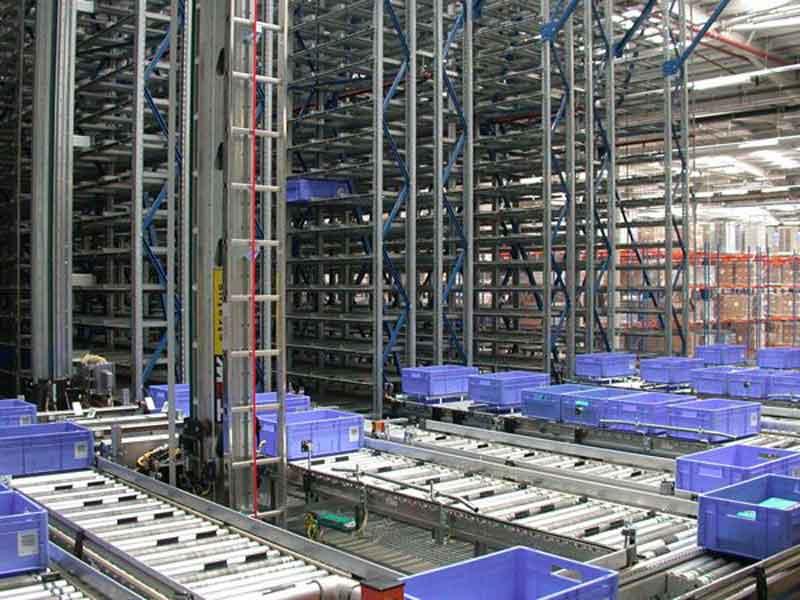 立体仓库厂家|供应优惠的ABB码垛机