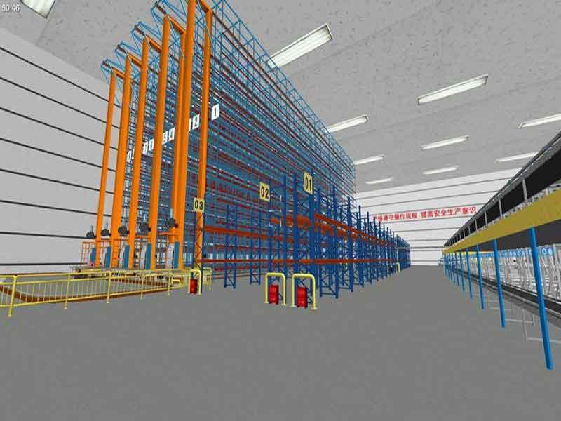 立体仓库厂家-选称心的ABB码垛机就到奥博特集团