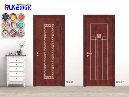环保套装门报价-邯郸市哪有供应高性价木塑套装门-河北润尔木塑