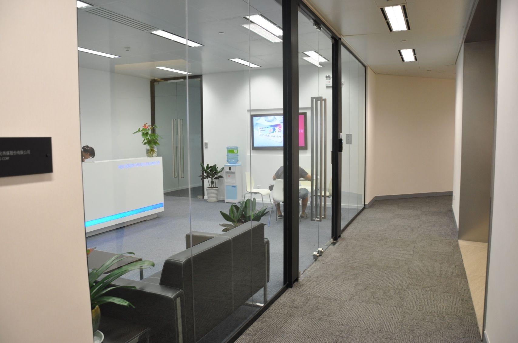 淮北办公室隔断玻璃-隔断玻璃报价-单玻璃隔断