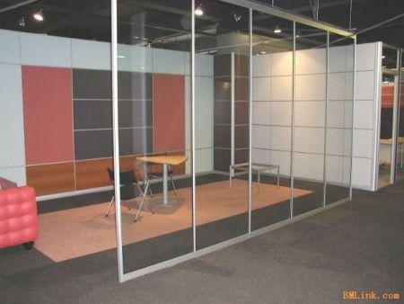 滁州办公室隔断玻璃-玻璃隔断墙价格-安徽玻璃隔断办公室