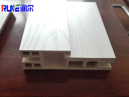 山东木塑窗套板-木塑窗套板价格-河北润尔木塑
