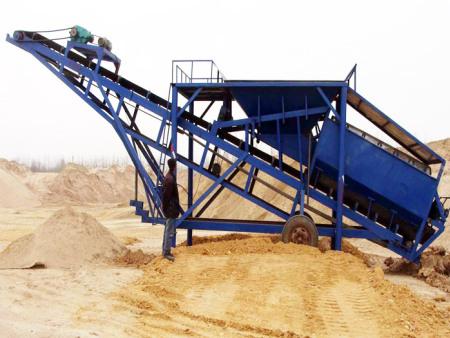 篩沙水洗設備廠家-江蘇篩沙機銷售-江蘇篩沙機供應商