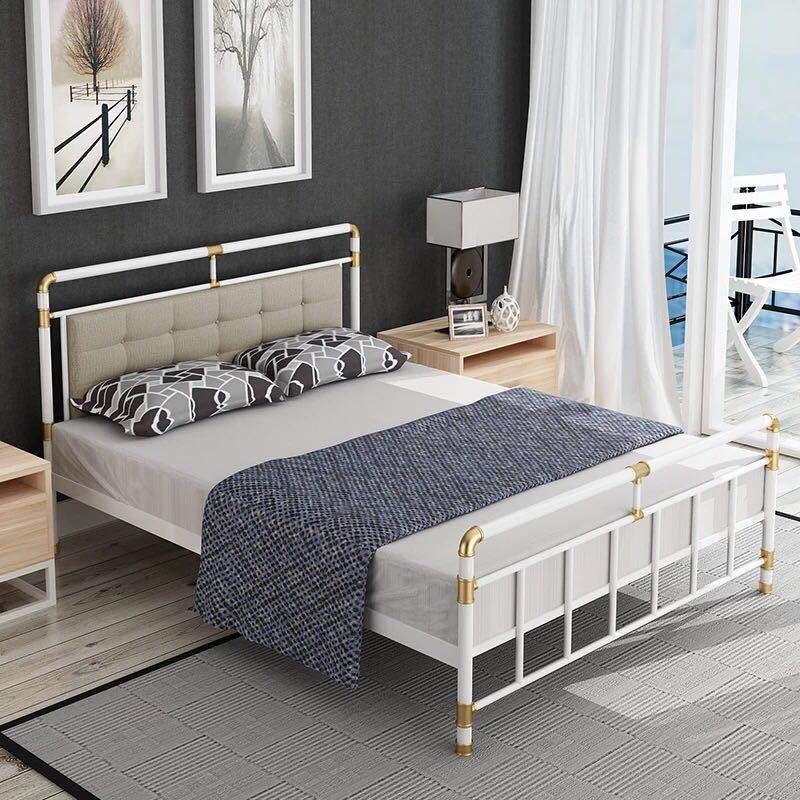 鐵藝床批發-員工鐵床-寶寶鐵床安裝