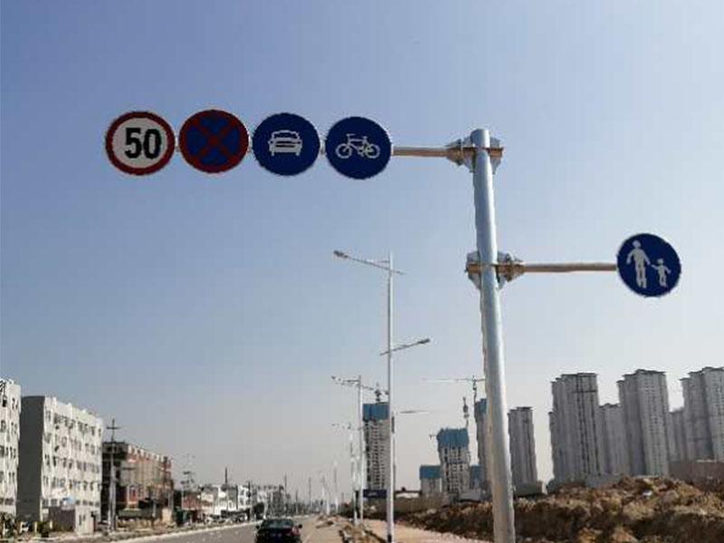 优惠的道路标志牌,买好的交通标志当然是到万路交通了