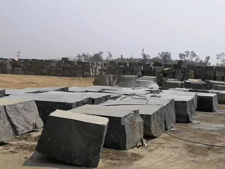 新礦印度黑石材價位-專業的新礦印度黑石材-代理新礦印度黑石材