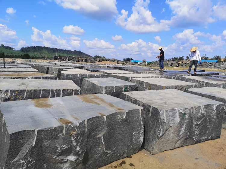 越南黑石板深受热捧-推荐福建地区性价比高的越南黑石板