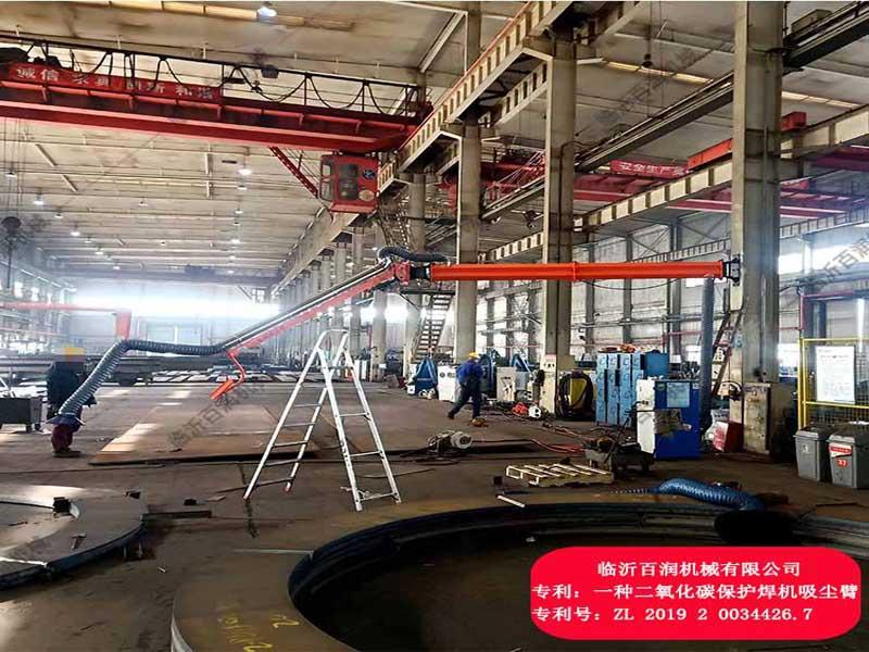 安徽二保焊送丝机悬臂新能源智能装备吸气焊接臂质量可靠厂家批发