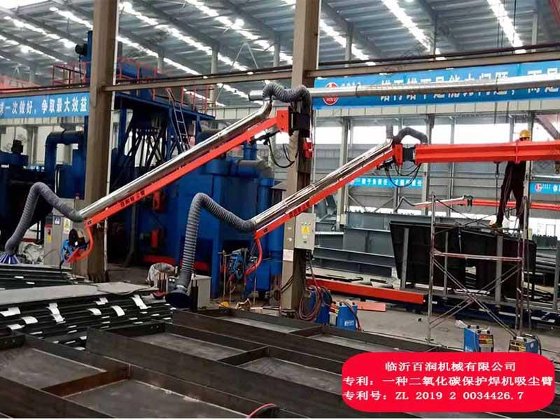 廠家批發零售多功能送絲機焊接吸塵臂焊接產品江蘇多次采購